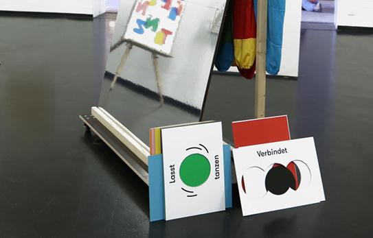Farbentanz Tasks
